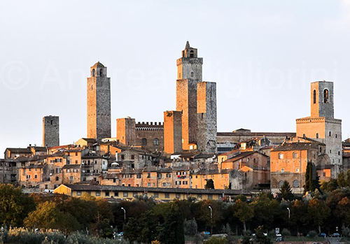 transfer-and-tours-cortona-San-Gimignano-overview