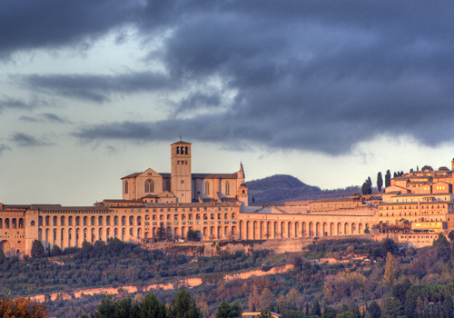 transfer-and-tours-cortona-Assisi-skyline