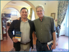 Dejan and Rick Steves