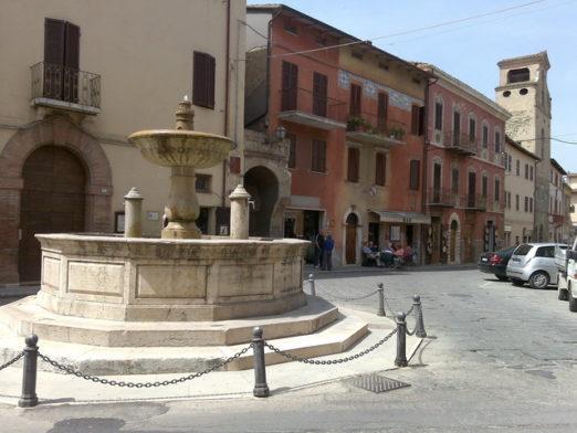 Deruta Square Consoli