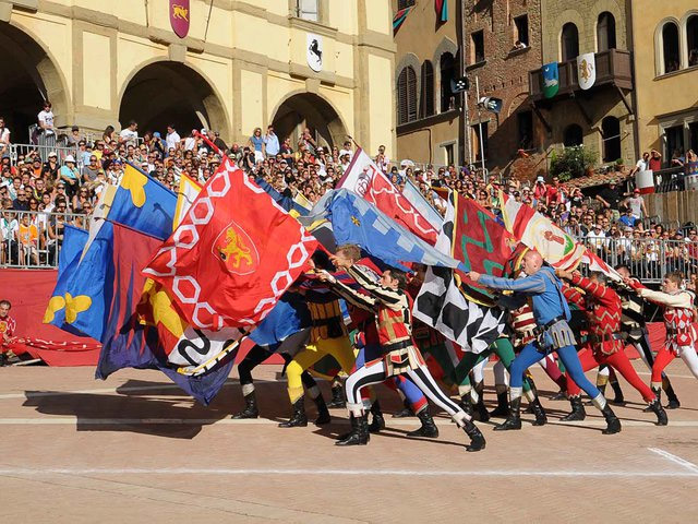 Transfer-And-Tours-Cortona-Tourist-Guide-The-Saracen-Joust-of-Arezzo