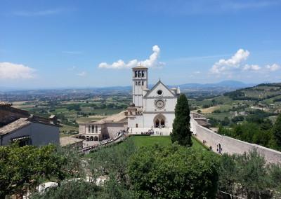 Asissi Basilica