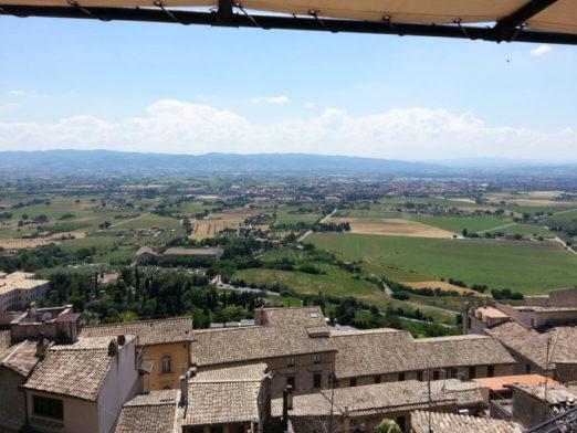 Asissi Restorant Metastasio View
