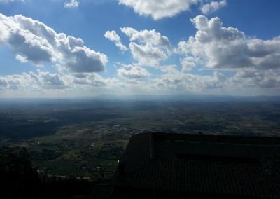 Cortona Panorama