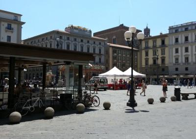 Florence Piazza della Republica