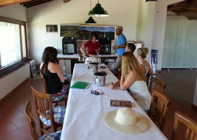 Isole e Olena Chianti Tour 13