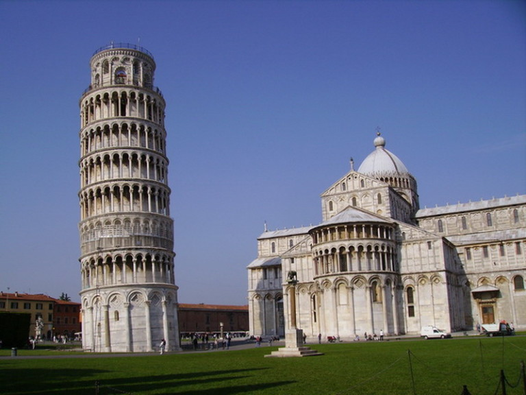 Tourist guide of Pisa