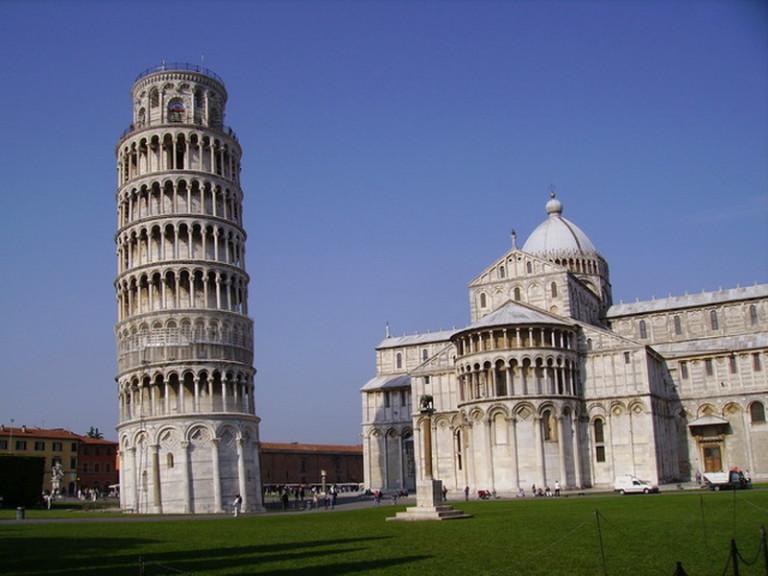 Tourist guide of Pisa