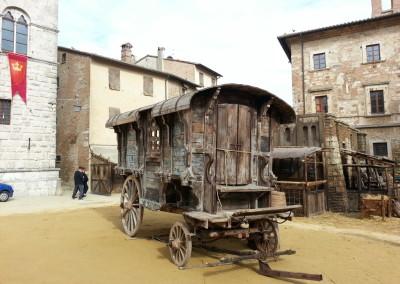 Montepulciano Movies Scene 2