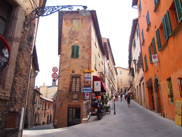 Montepulciano-Town