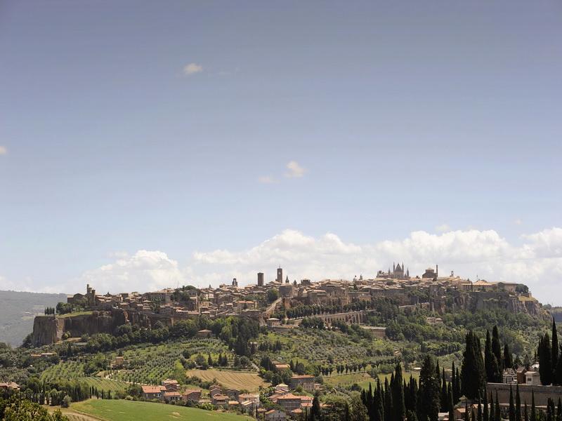 Orvieto-Panorama