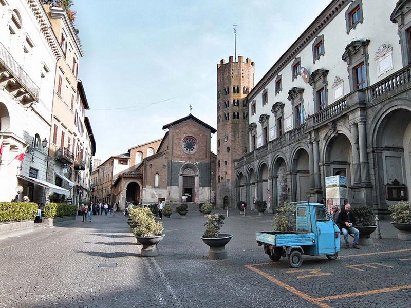 Orvieto-Street