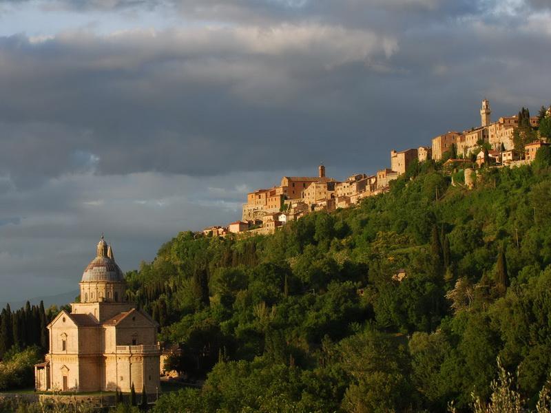 Panorama-Montepulciano