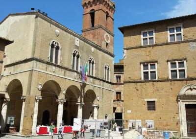 Pienza Main Square
