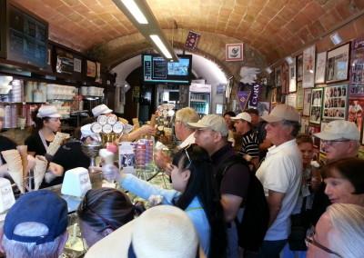 San Gimignano Ice Cream Dondoli 2