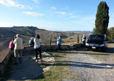 Siena Crete Senesi Tour