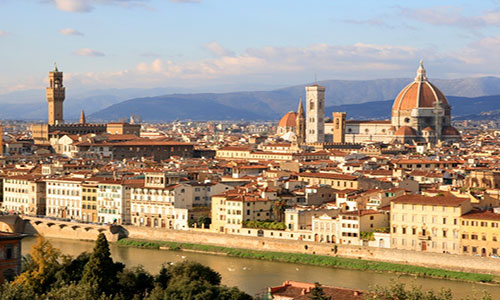 Tourist guide of Florence