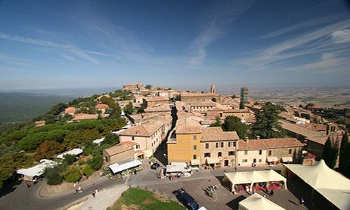 Tourist Guide Montalcino
