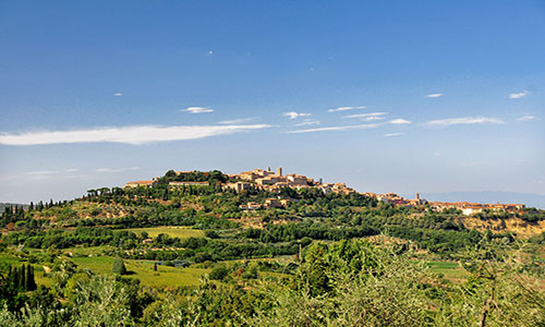 Tourist guide of Montepulciano