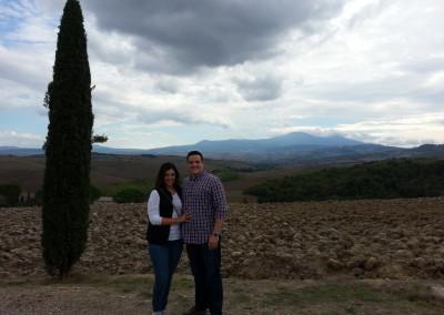 Val D'Orcia Tour 2