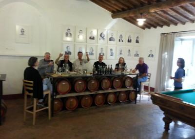 Wine Tasting La Bracesca