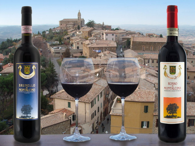 WINE TOUR IN MONTALCINO AREA (BRUNELLO WINES)