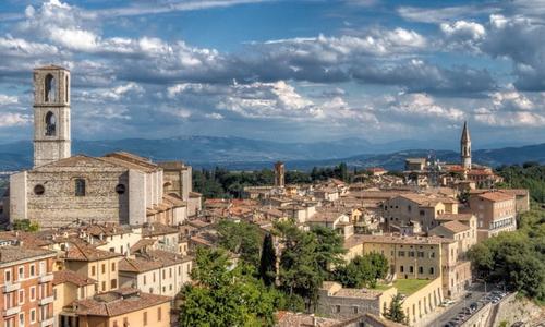 Tourist guide of Perugia