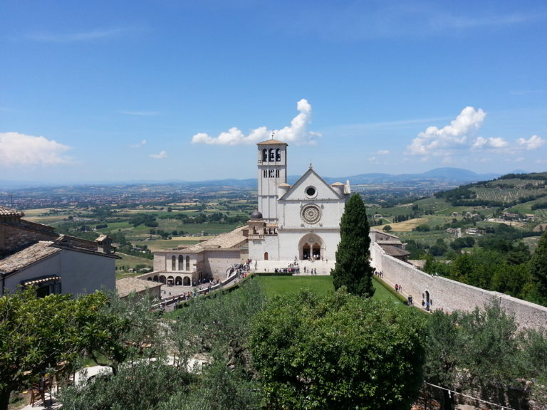 DAY TOUR OF ASSISI AND MONTEFALCO