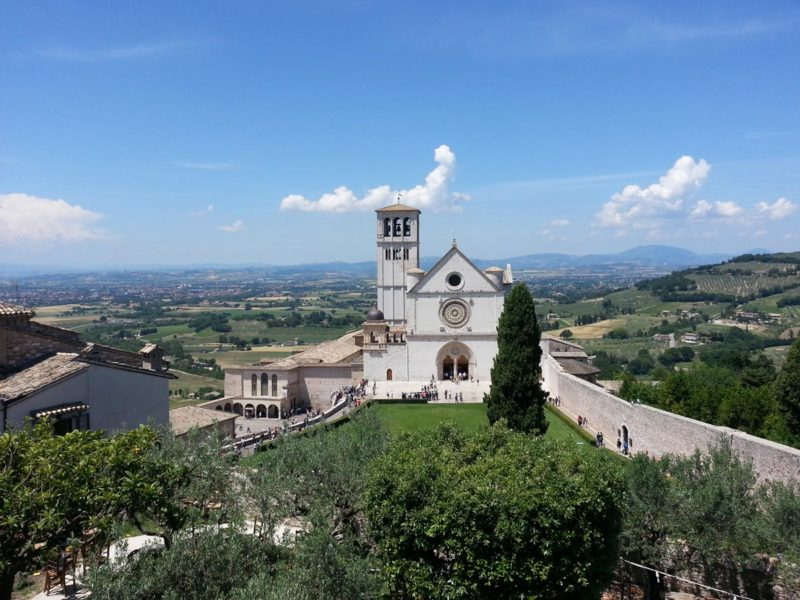 Assisi e Spello 4